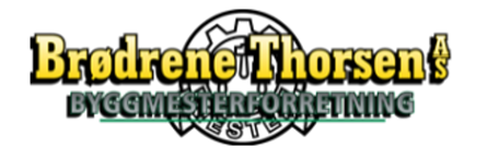 Logo, Brødrene Thorsen AS